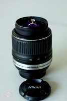 Custom Ring Box - lens